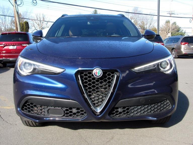 Used 2018 Alfa Romeo Stelvio Ti Sport for sale $32,995 at Victory Lotus in Princeton NJ 08540 3