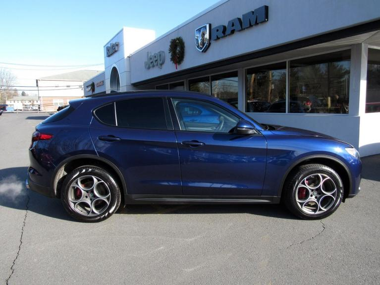 Used 2018 Alfa Romeo Stelvio Ti Sport for sale $32,995 at Victory Lotus in Princeton NJ 08540 8