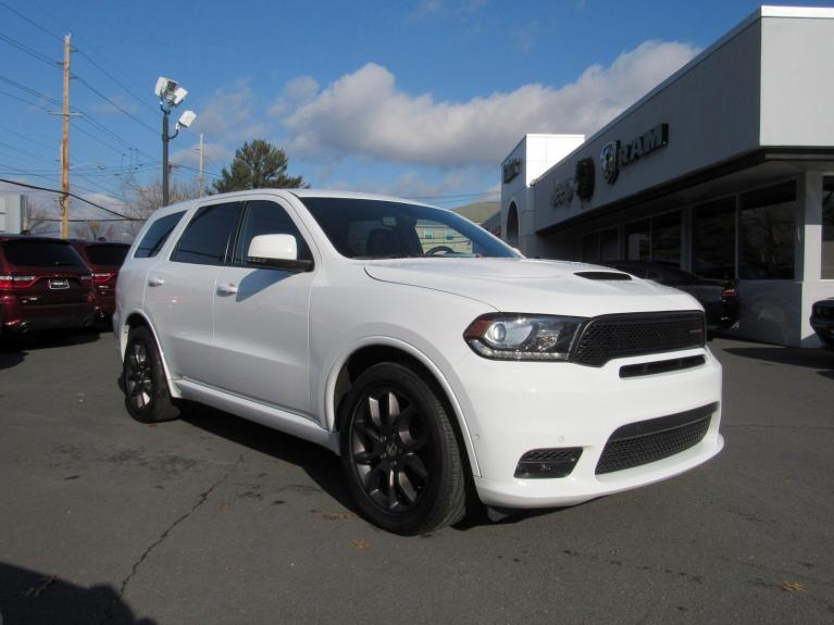 Used 2018 Dodge Durango R/T for sale Sold at Victory Lotus in Princeton NJ 08540 2