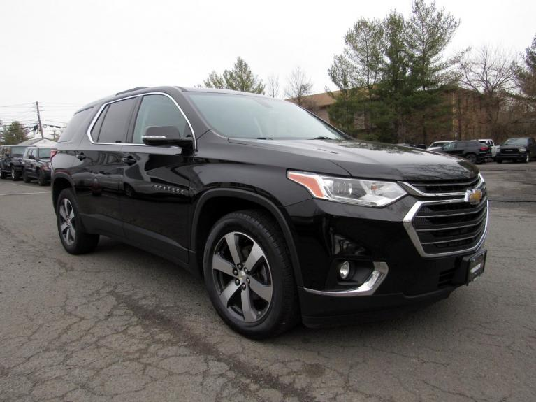 Used 2018 Chevrolet Traverse LT Leather for sale Sold at Victory Lotus in Princeton NJ 08540 2