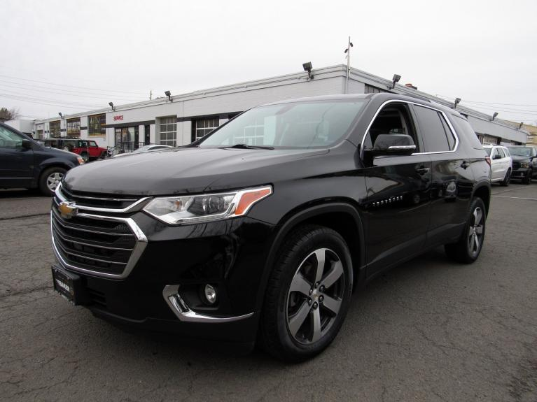 Used 2018 Chevrolet Traverse LT Leather for sale Sold at Victory Lotus in Princeton NJ 08540 4