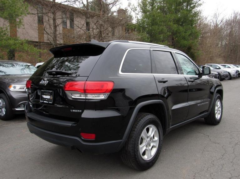 Used 2017 Jeep Grand Cherokee Laredo for sale Sold at Victory Lotus in Princeton NJ 08540 7