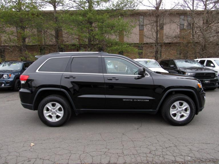 Used 2017 Jeep Grand Cherokee Laredo for sale Sold at Victory Lotus in Princeton NJ 08540 8