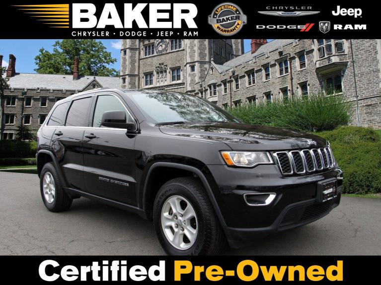 Used 2017 Jeep Grand Cherokee Laredo for sale Sold at Victory Lotus in Princeton NJ 08540 1