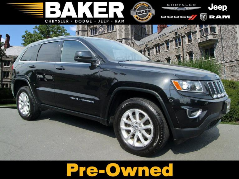 Used 2014 Jeep Grand Cherokee Laredo for sale Sold at Victory Lotus in Princeton NJ 08540 1