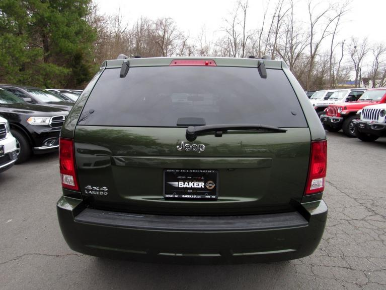 Used 2008 Jeep Grand Cherokee Laredo for sale Sold at Victory Lotus in Princeton NJ 08540 6