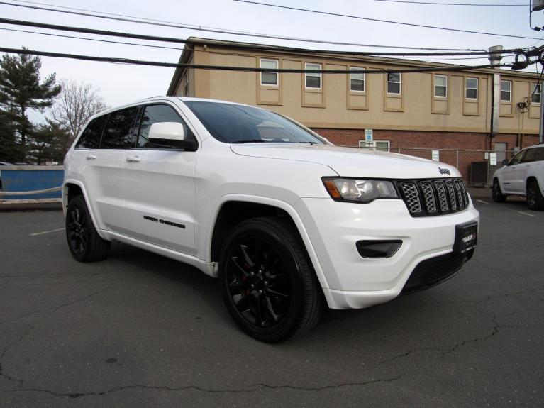 Used 2018 Jeep Grand Cherokee Altitude for sale Sold at Victory Lotus in Princeton NJ 08540 2