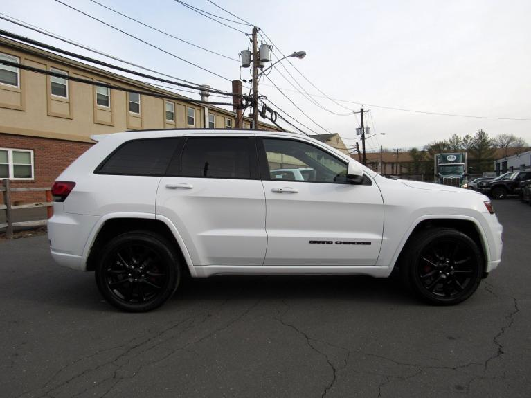 Used 2018 Jeep Grand Cherokee Altitude for sale Sold at Victory Lotus in Princeton NJ 08540 8