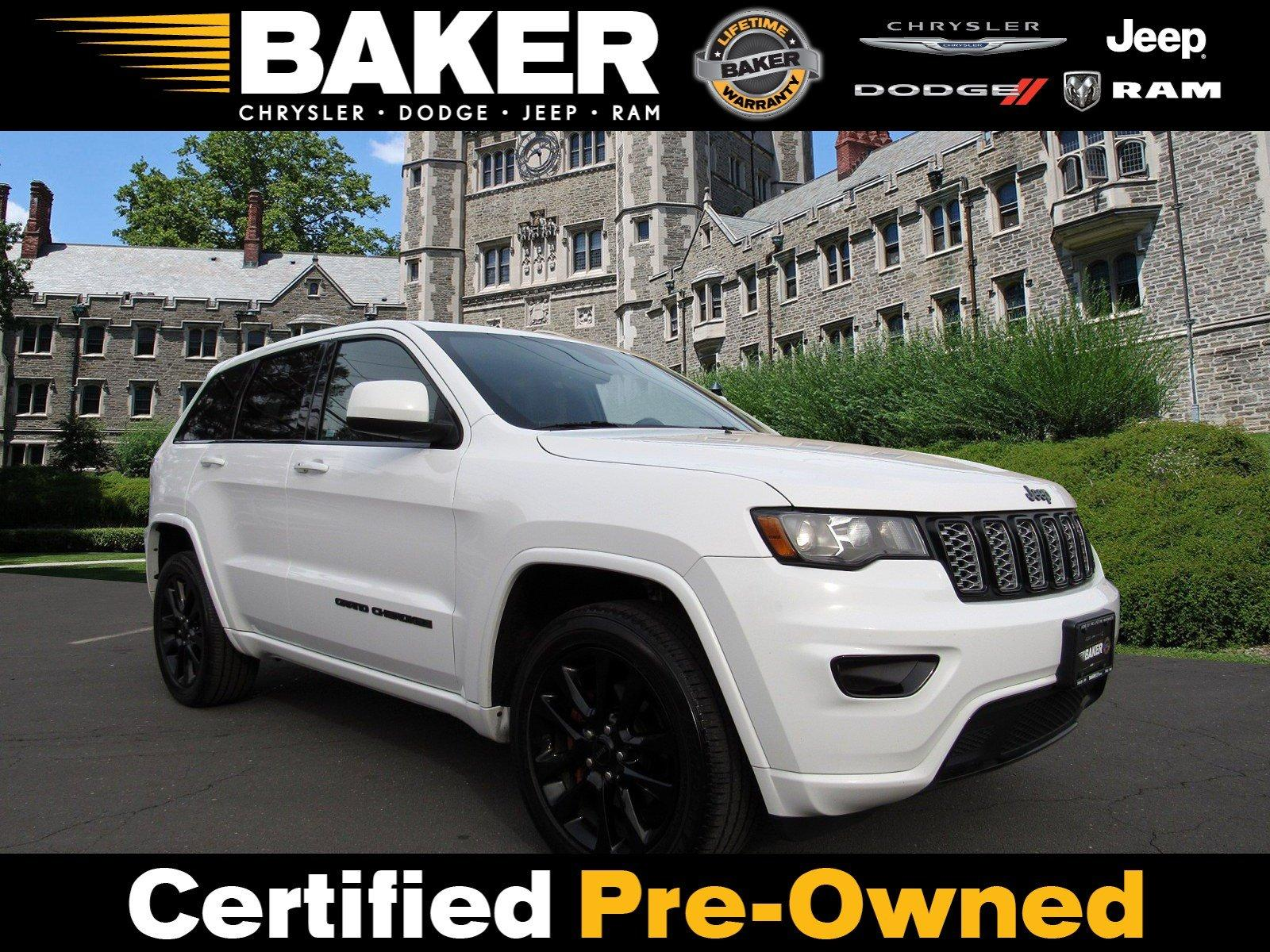 Used 2018 Jeep Grand Cherokee Altitude for sale Sold at Victory Lotus in Princeton NJ 08540 1