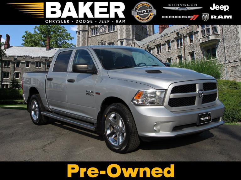 Used 2014 Ram 1500 Express for sale $23,995 at Victory Lotus in Princeton NJ