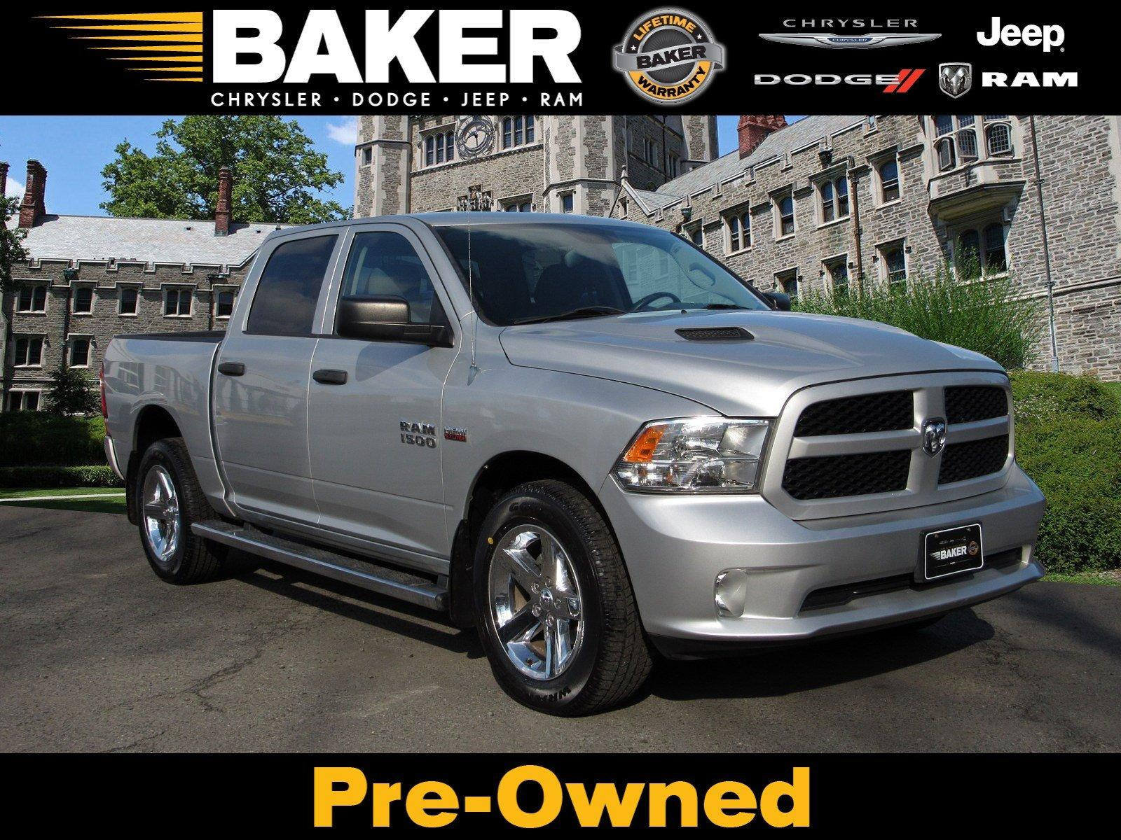 Used 2014 Ram 1500 Express for sale Sold at Victory Lotus in Princeton NJ 08540 1