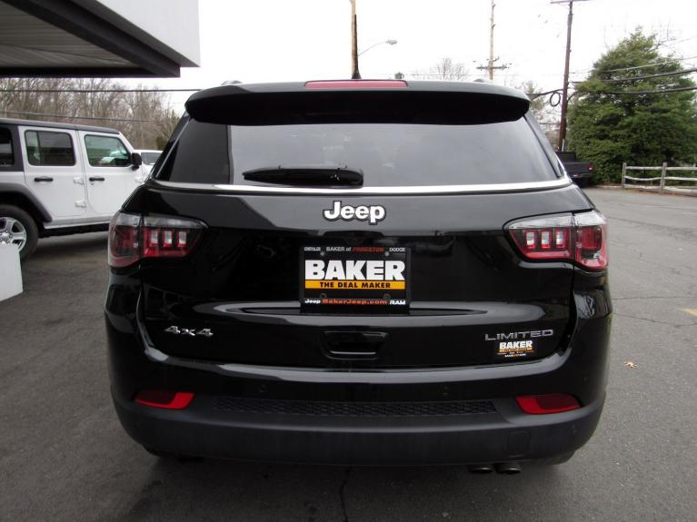 Used 2019 Jeep Compass Limited for sale Sold at Victory Lotus in Princeton NJ 08540 5