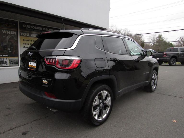 Used 2019 Jeep Compass Limited for sale Sold at Victory Lotus in Princeton NJ 08540 6