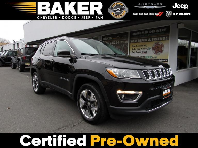 Used 2019 Jeep Compass Limited for sale Sold at Victory Lotus in Princeton NJ 08540 1
