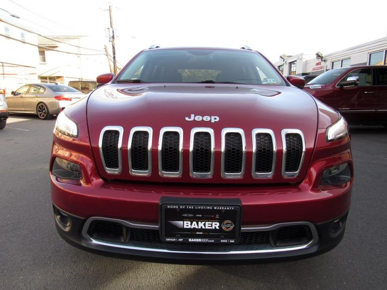 Used 2016 Jeep Cherokee Limited for sale Sold at Victory Lotus in Princeton NJ 08540 3
