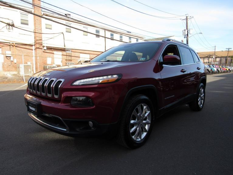 Used 2016 Jeep Cherokee Limited for sale Sold at Victory Lotus in Princeton NJ 08540 4