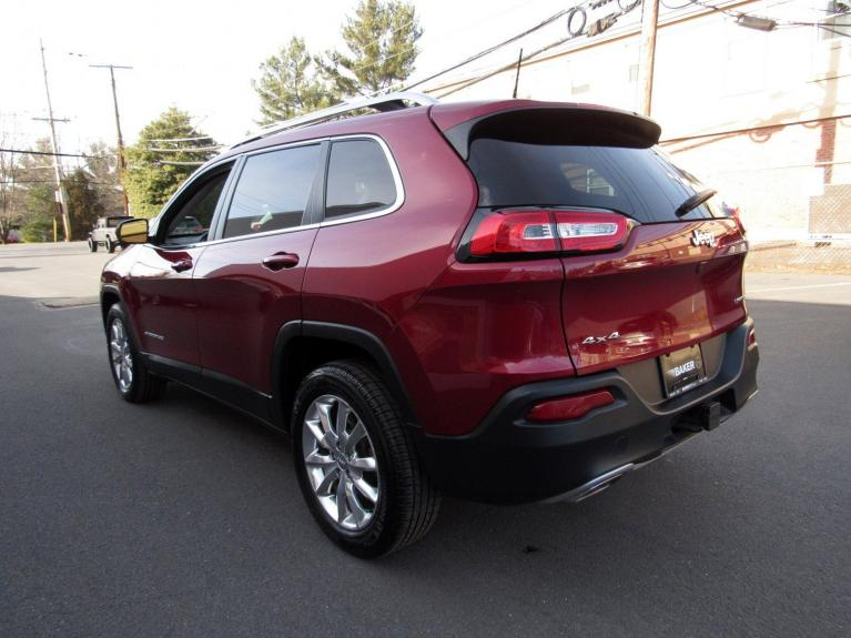 Used 2016 Jeep Cherokee Limited for sale Sold at Victory Lotus in Princeton NJ 08540 5