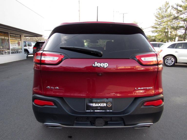 Used 2016 Jeep Cherokee Limited for sale Sold at Victory Lotus in Princeton NJ 08540 6
