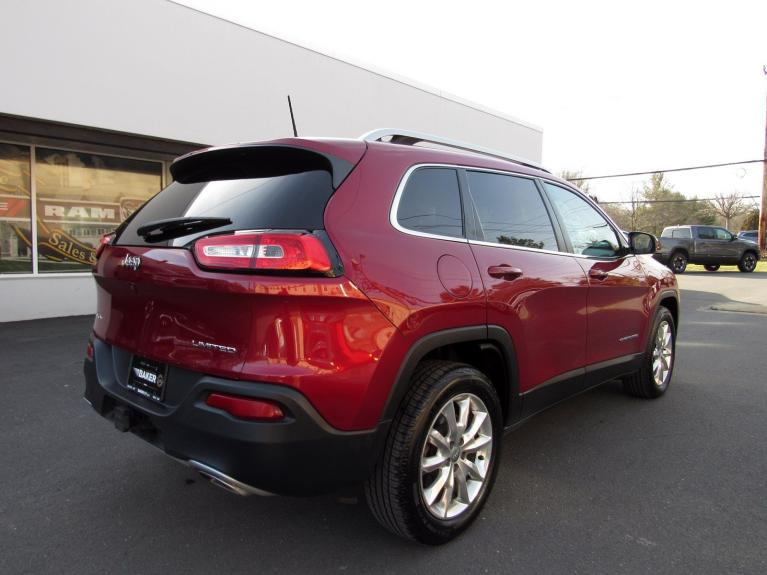 Used 2016 Jeep Cherokee Limited for sale Sold at Victory Lotus in Princeton NJ 08540 7