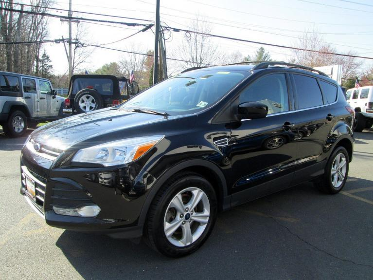 Used 2016 Ford Escape SE for sale Sold at Victory Lotus in Princeton NJ 08540 4