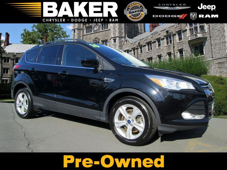 Used 2016 Ford Escape SE for sale Sold at Victory Lotus in Princeton NJ 08540 1