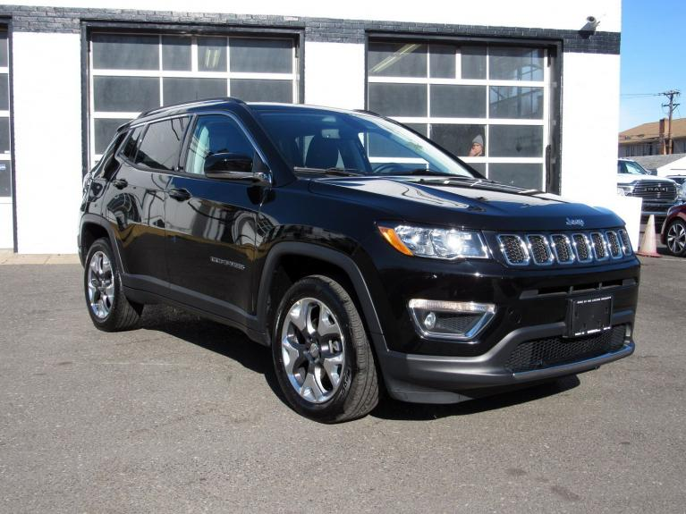 Used 2019 Jeep Compass Limited for sale Sold at Victory Lotus in Princeton NJ 08540 2