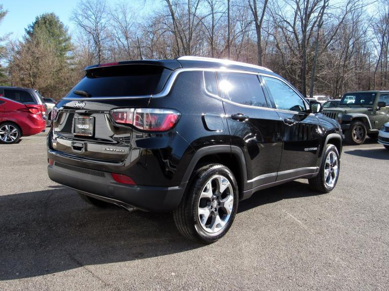 Used 2019 Jeep Compass Limited for sale Sold at Victory Lotus in Princeton NJ 08540 7