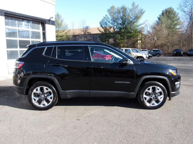 Used 2019 Jeep Compass Limited for sale Sold at Victory Lotus in Princeton NJ 08540 8
