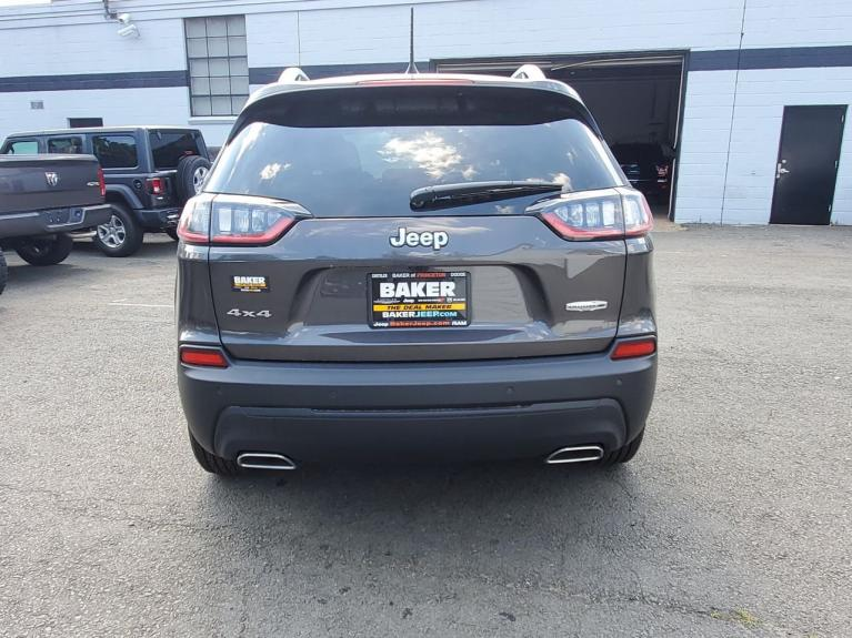 Used 2019 Jeep Cherokee Latitude Plus for sale Sold at Victory Lotus in Princeton NJ 08540 3