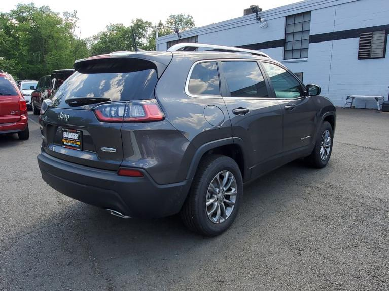 Used 2019 Jeep Cherokee Latitude Plus for sale Sold at Victory Lotus in Princeton NJ 08540 4