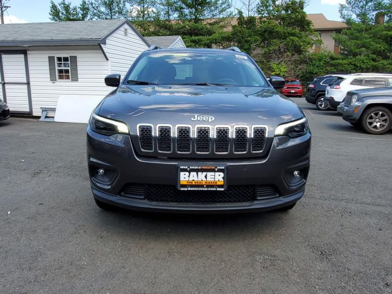 Used 2019 Jeep Cherokee Latitude Plus for sale Sold at Victory Lotus in Princeton NJ 08540 7