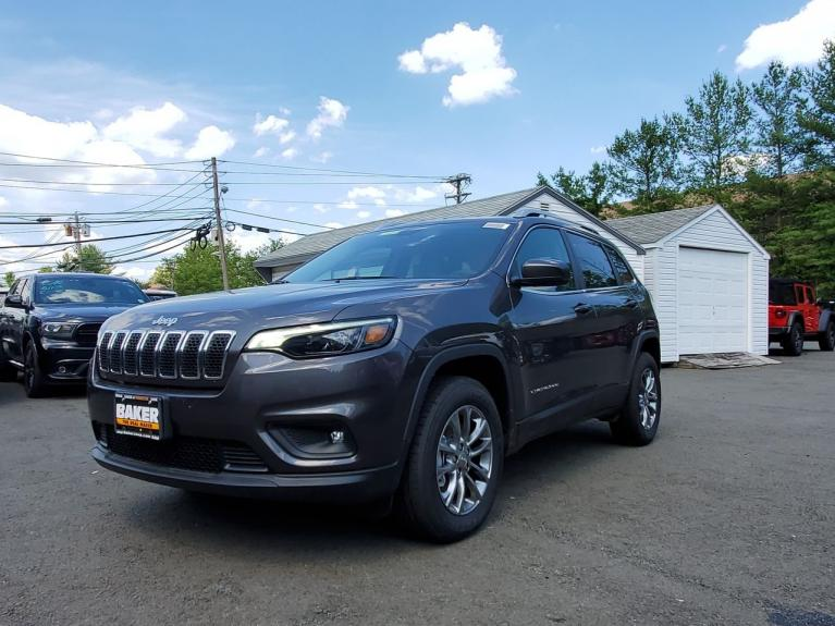 Used 2019 Jeep Cherokee Latitude Plus for sale Sold at Victory Lotus in Princeton NJ 08540 8