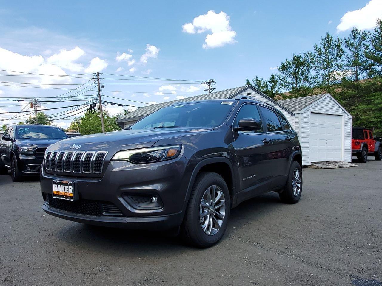 Used 2019 Jeep Cherokee Latitude Plus For Sale 24 295 Victory Lotus Stock 413679