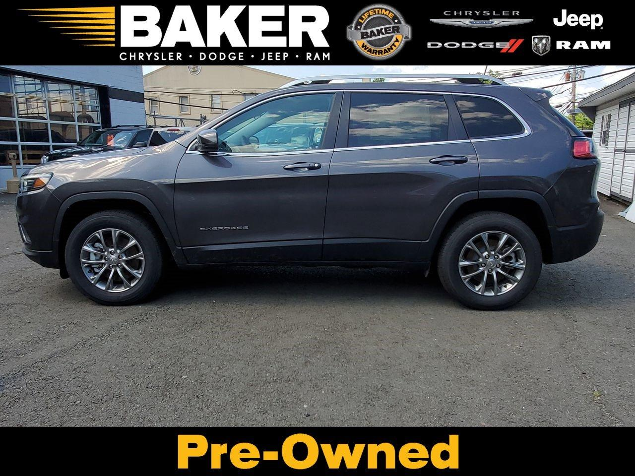 Used 2019 Jeep Cherokee Latitude Plus for sale Sold at Victory Lotus in Princeton NJ 08540 1