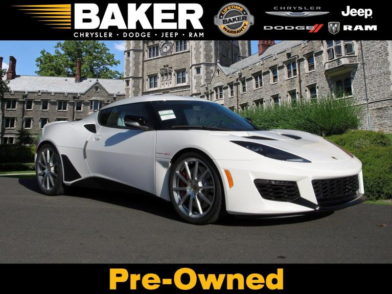 New 2020 Lotus Evora GT for sale Sold at Victory Lotus in Princeton NJ 08540 1
