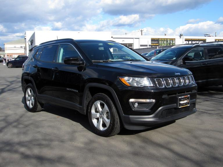 Used 2019 Jeep Compass Latitude for sale Sold at Victory Lotus in Princeton NJ 08540 2