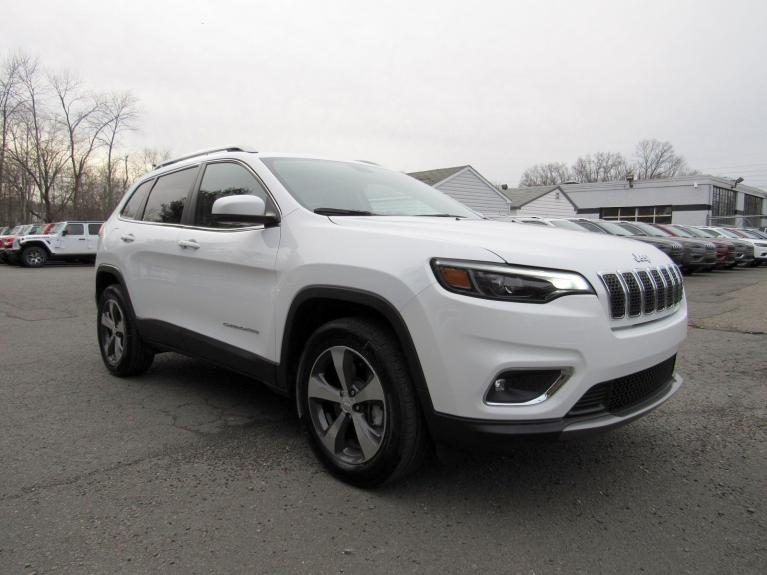 Used 2019 Jeep Cherokee Limited for sale Sold at Victory Lotus in Princeton NJ 08540 2