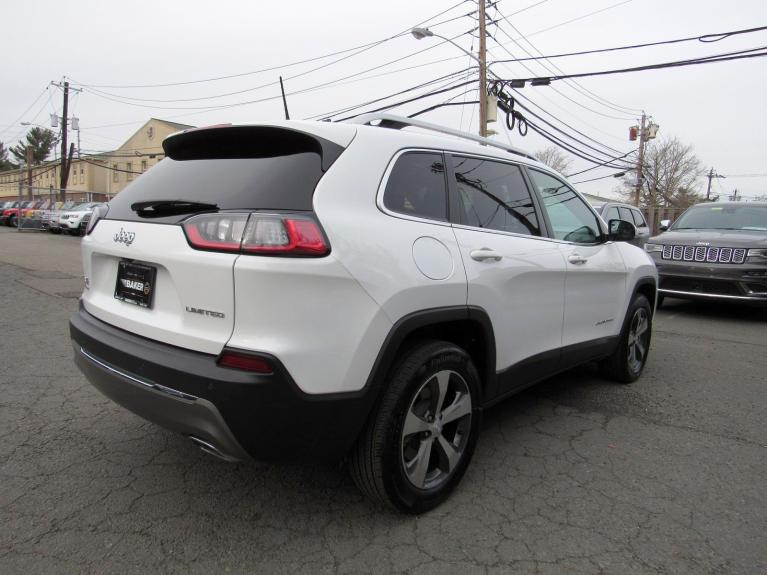 Used 2019 Jeep Cherokee Limited for sale Sold at Victory Lotus in Princeton NJ 08540 7