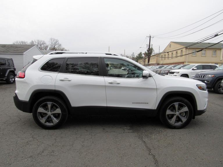 Used 2019 Jeep Cherokee Limited for sale Sold at Victory Lotus in Princeton NJ 08540 8