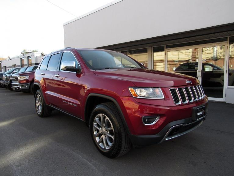 Used 2014 Jeep Grand Cherokee Limited for sale Sold at Victory Lotus in Princeton NJ 08540 2