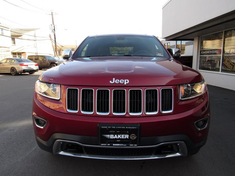 Used 2014 Jeep Grand Cherokee Limited for sale Sold at Victory Lotus in Princeton NJ 08540 3