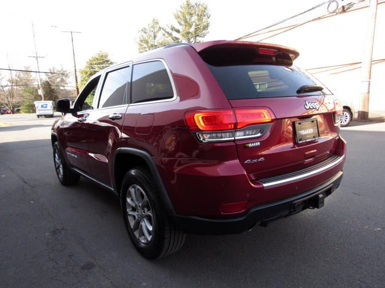 Used 2014 Jeep Grand Cherokee Limited for sale Sold at Victory Lotus in Princeton NJ 08540 5