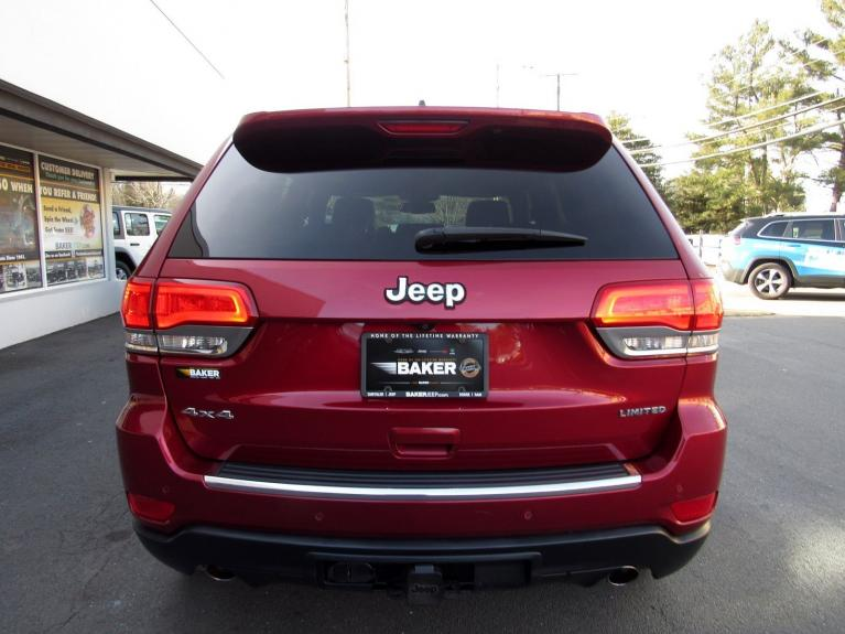 Used 2014 Jeep Grand Cherokee Limited for sale Sold at Victory Lotus in Princeton NJ 08540 6