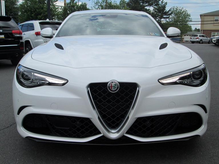 Used 2018 Alfa Romeo Giulia Quadrifoglio for sale $57,995 at Victory Lotus in Princeton NJ 08540 3