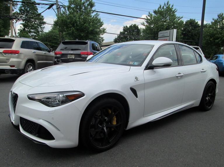 Used 2018 Alfa Romeo Giulia Quadrifoglio for sale $57,995 at Victory Lotus in Princeton NJ 08540 4