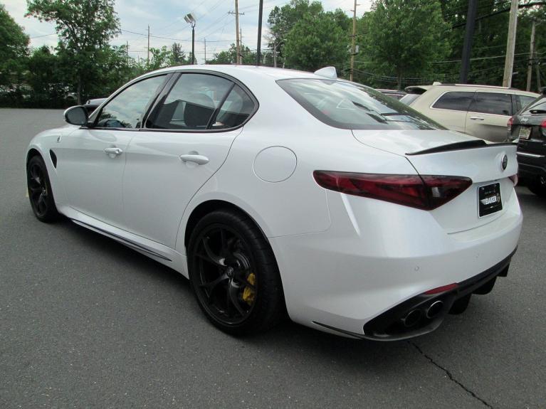 Used 2018 Alfa Romeo Giulia Quadrifoglio for sale $57,995 at Victory Lotus in Princeton NJ 08540 5
