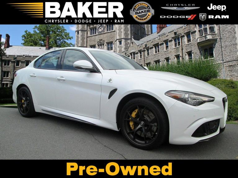 Used 2018 Alfa Romeo Giulia Quadrifoglio for sale $55,995 at Victory Lotus in Princeton NJ