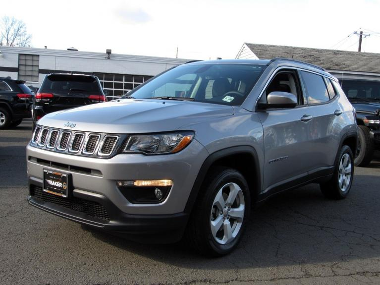 Used 2019 Jeep Compass Latitude for sale Sold at Victory Lotus in Princeton NJ 08540 4