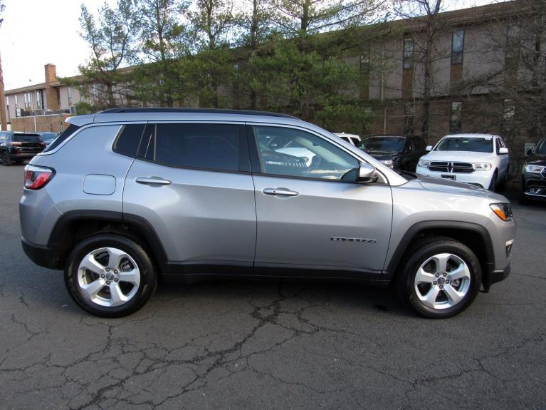 Used 2019 Jeep Compass Latitude for sale Sold at Victory Lotus in Princeton NJ 08540 8