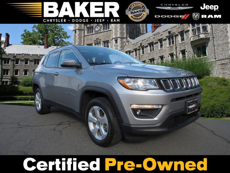 Used 2019 Jeep Compass Latitude for sale Sold at Victory Lotus in Princeton NJ 08540 1